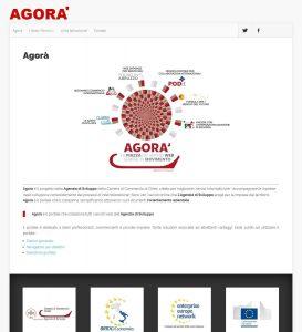 agora agenzia di sviluppo