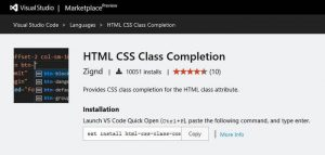 html-css-class-completion