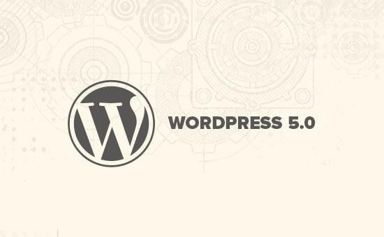 Quali sono le novità di WordPress 5.0 (Funzionalità e screenshots)
